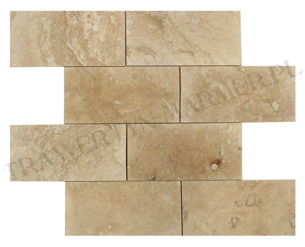 Trawertyn Ivory Standard Light H/F 15cm x 30,5cm x 1,2cm