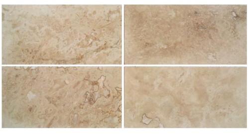 Trawertyn Ivory Onyx H/F 20,3cm x 40,6cm