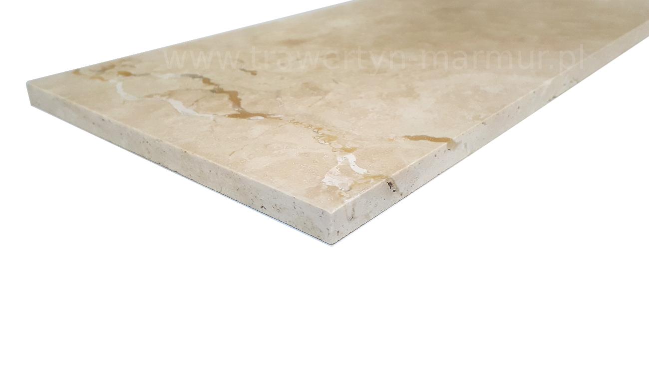 Płytki trawertyn Ivory Onyx H/F 20,3cm x 40,6cm x 1,2cm
