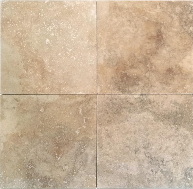 Trawertyn Leonardo H/F 40,6cm x 40,6cm x 1,2cm