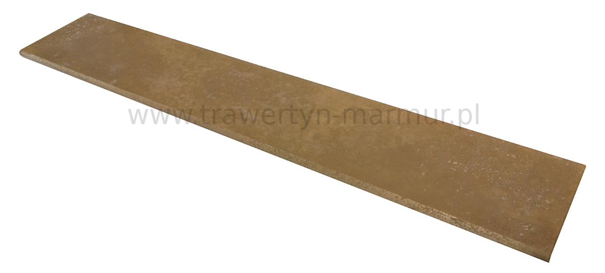 Stopnica schodowa (parapet) Trawertyn Noce (Noche) Trep H/F 35cm x 200cm x 3cm