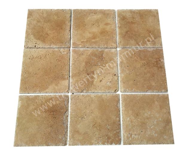 Trawertyn Walnut B/C 20,3cm x 20,3cm