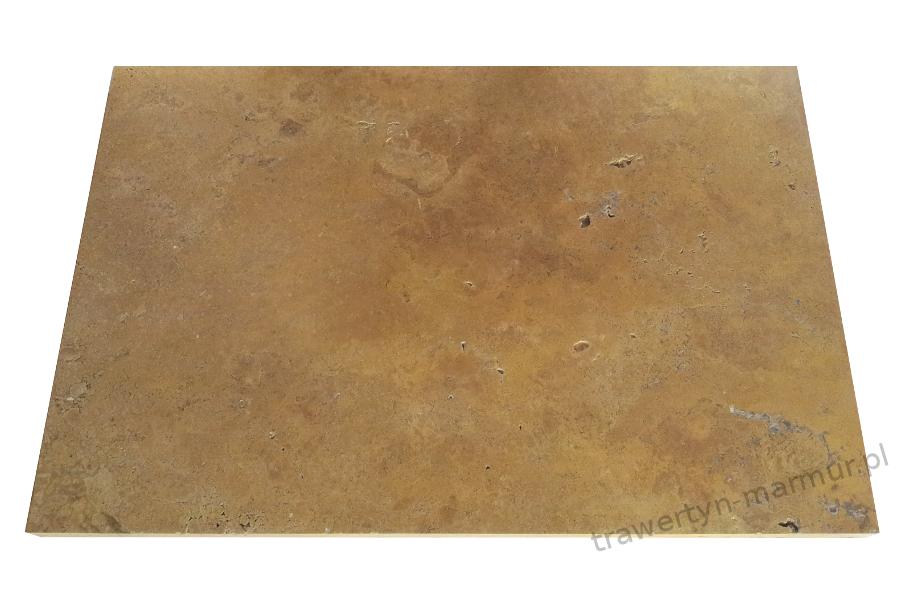 Trawertyn Yellow (Golden) UF/H 60cm x 90cm x 3cm