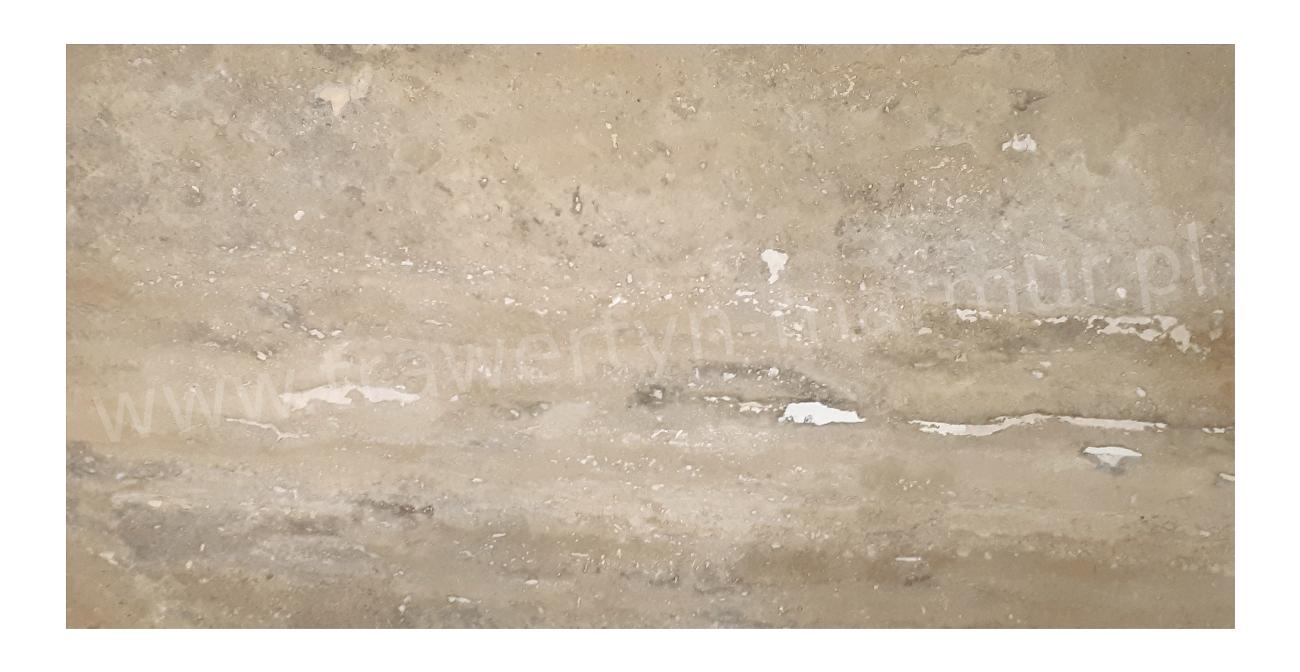 Trawertyn Walnut H/F 30,5cm x 61cm x 1,2cm