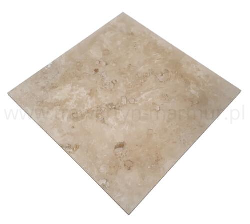 Trawertyn płytki Ivory Onyx H/F 61cm x 61cm x 1,2cm