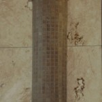 Mozaika trawertyn