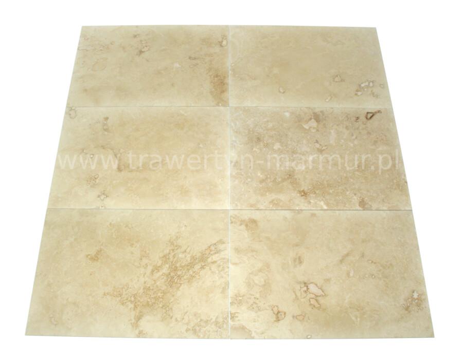 Trawertyn płytki Ivory Onyx H/F 40,6cm x 61cm