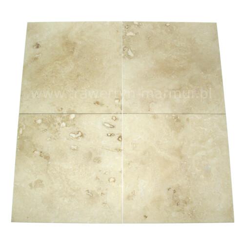 Trawertyn płytki Ivory Onyx H/F 45,7cm x 45,7cm x 1,2cm