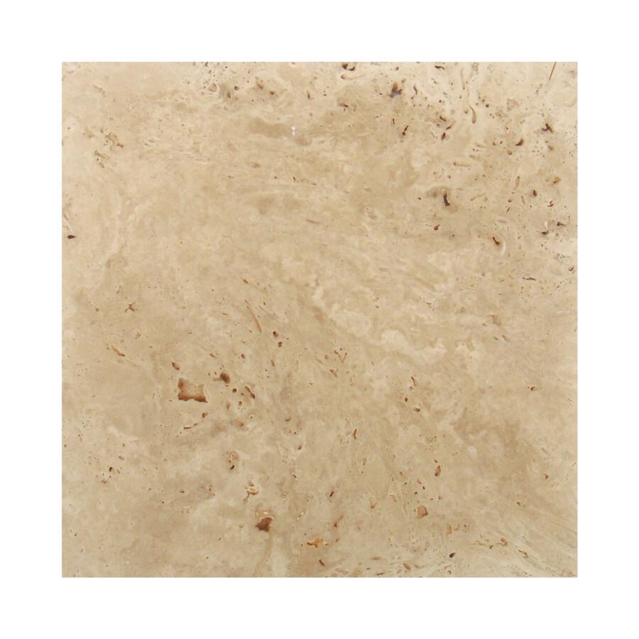 Trawertyn Ivory UF/B 40,6cm x 40,6cm x 1,2cm