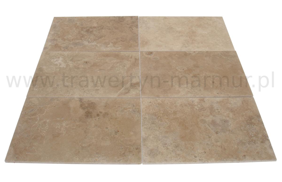 Trawertyn Walnut UF/B 40,6cm x 61cm x 1,2cm