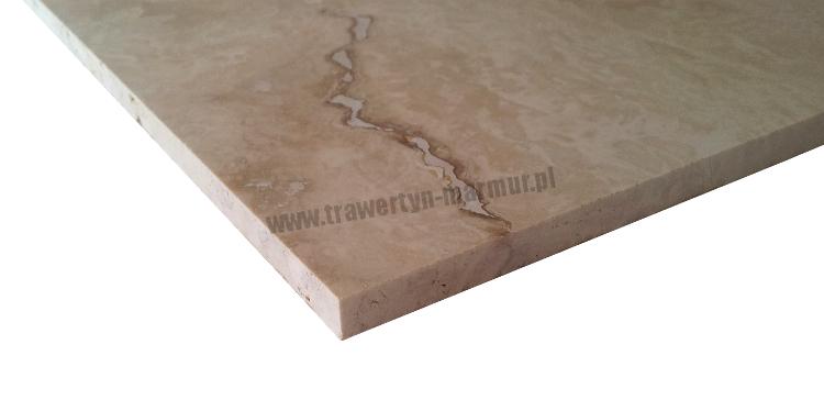 Trawertyn Ivory Onyx H/F 30,5cm x 61cm x 1,2cm