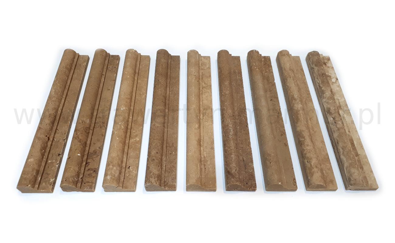 Dekor trawertynowy Noce (Noche) I Step 5cm x 30,5cm