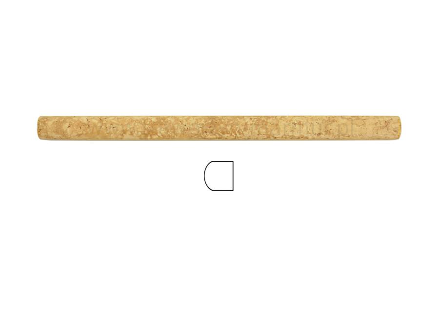 Dekor trawertynowy Yellow (Golden) 2cm x 30,5cm