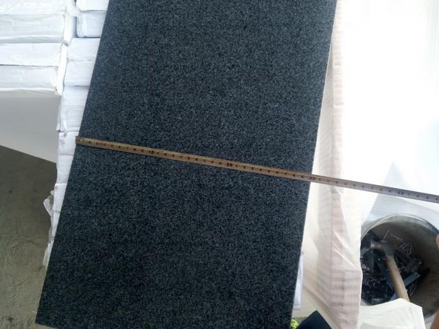 Płytki granitowe Padang Dark G654 30cm x 60cm x 1cm polerowane