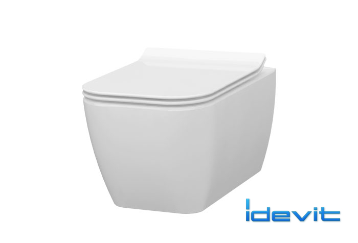 Miska WC wisząca Idevit Halley
