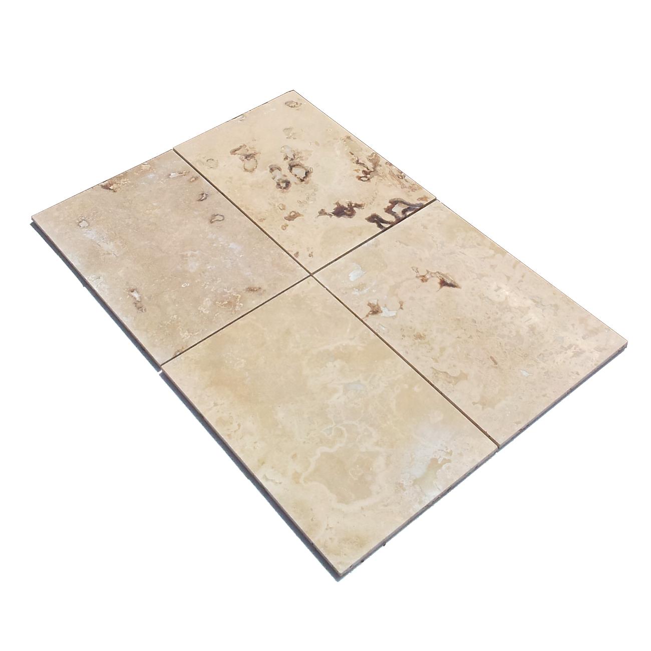 Trawertyn Ivory Onyx H/F 30,5cm x 45,7cm x 1,2cm