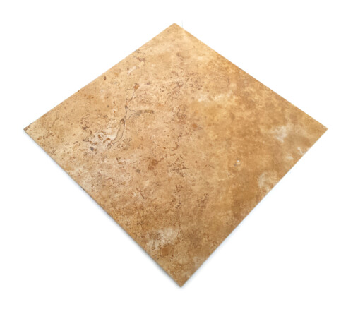 Trawertyn Yellow H/F 61cm x 61cm x 1,5cm