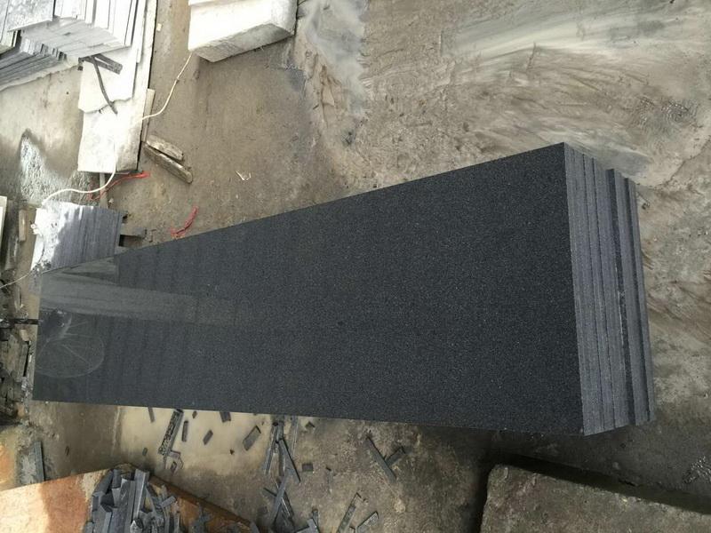 Blat granitowy Padang dark G654 220cm x 60cm x 3cm polerowany
