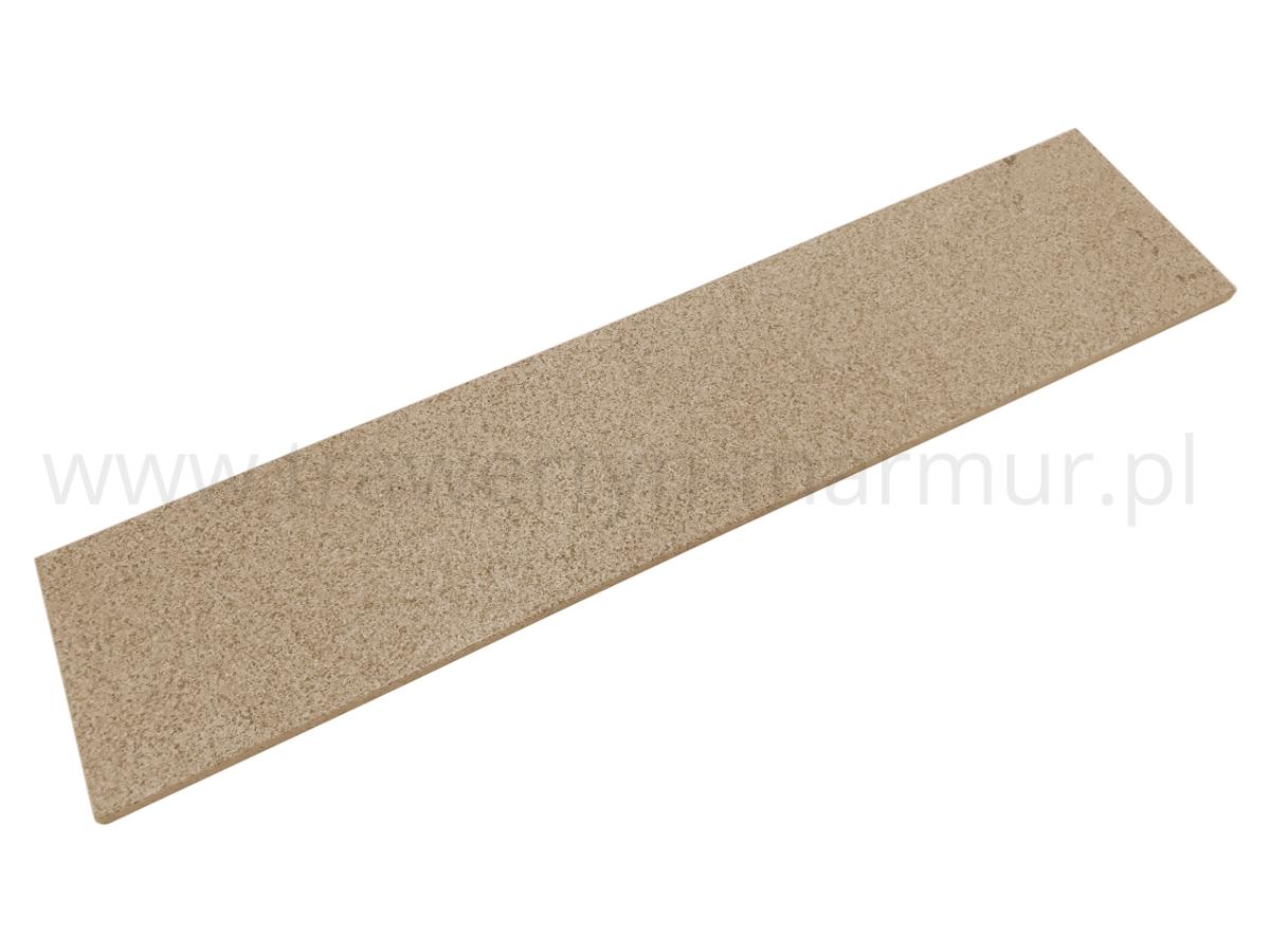 Stopnica schodowa granit Shrimp Red G681 polerowana 150cm x 33cm x 2cm
