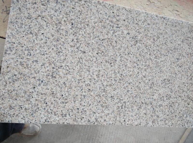 Stopnica schodowa granit Shrimp Red G681 płomieniowana 150cm x 33cm x 2cm