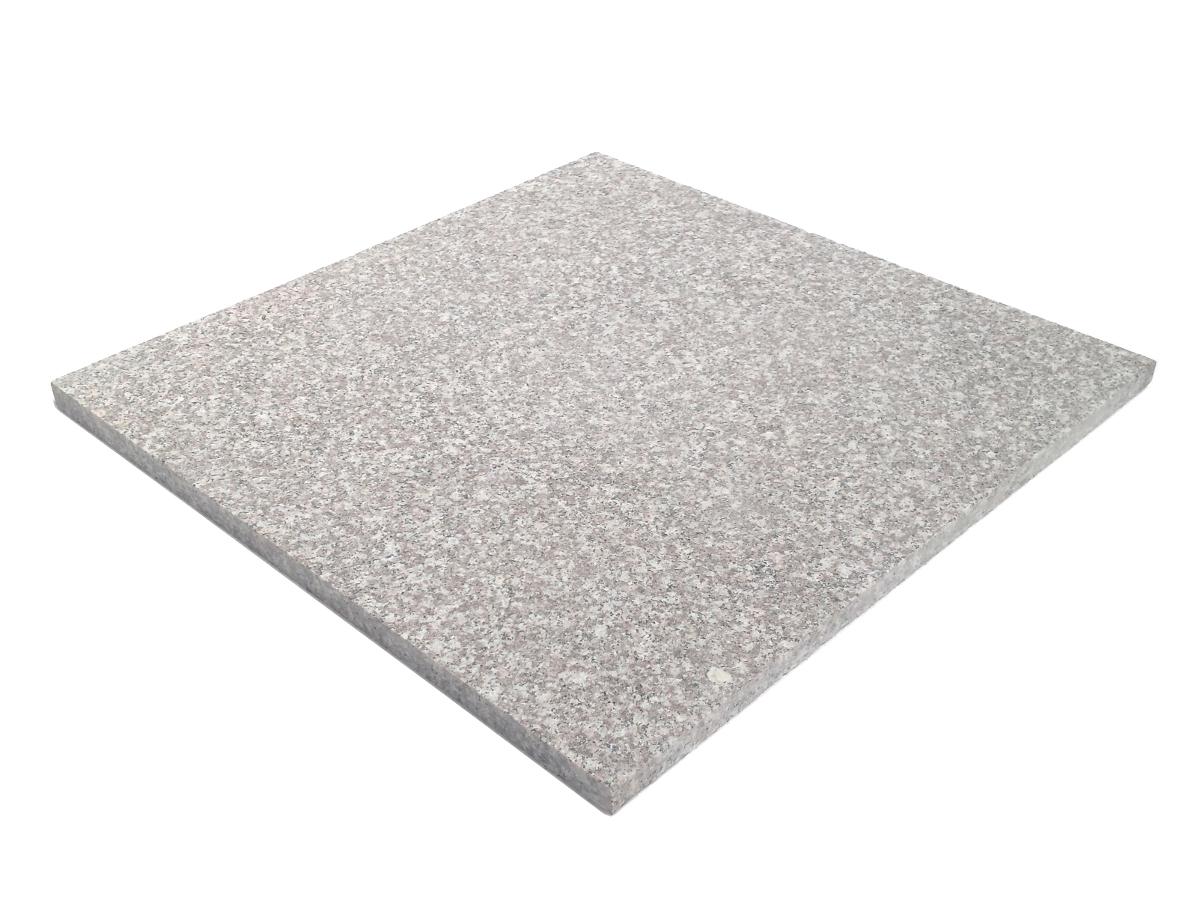 Płytki granitowe Light Brown G607 60cm x 60cm x 2cm płomieniowane