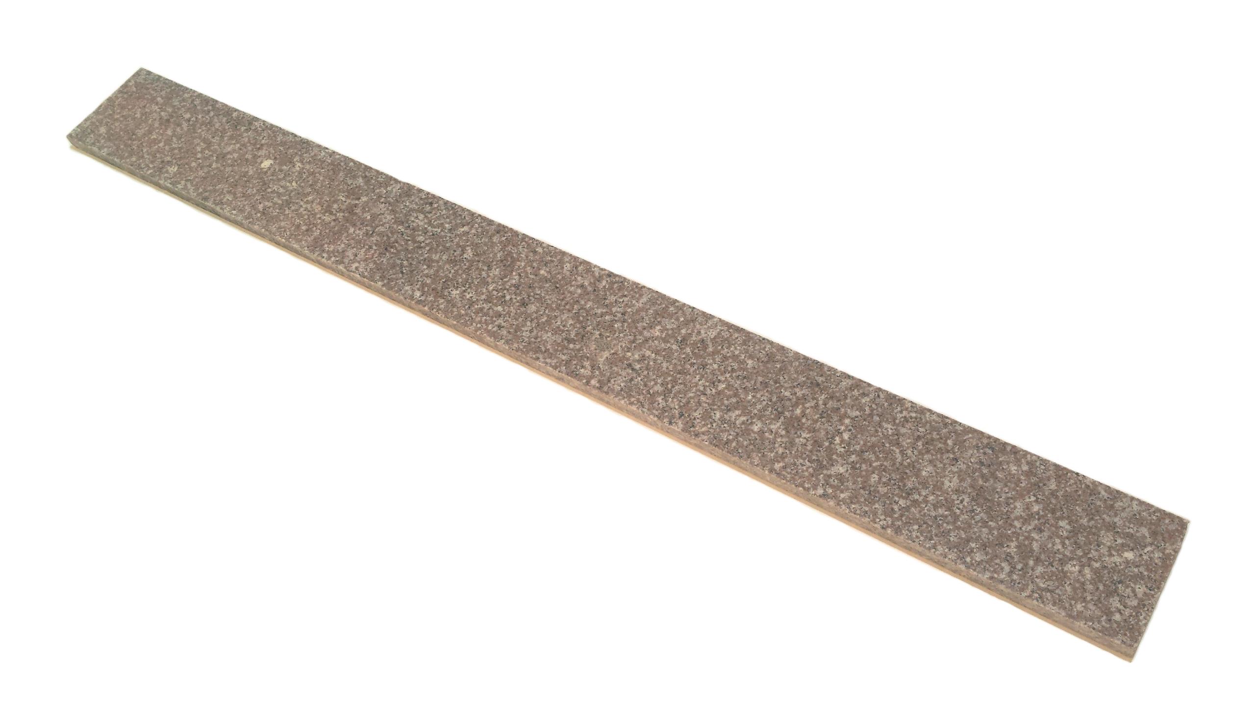 Podstopnica schodowa granit Light Brown G607 polerowana 150cm x 15cm x 2cm