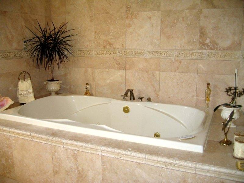 Trawertyn w łazience dobry czy zły pomysł