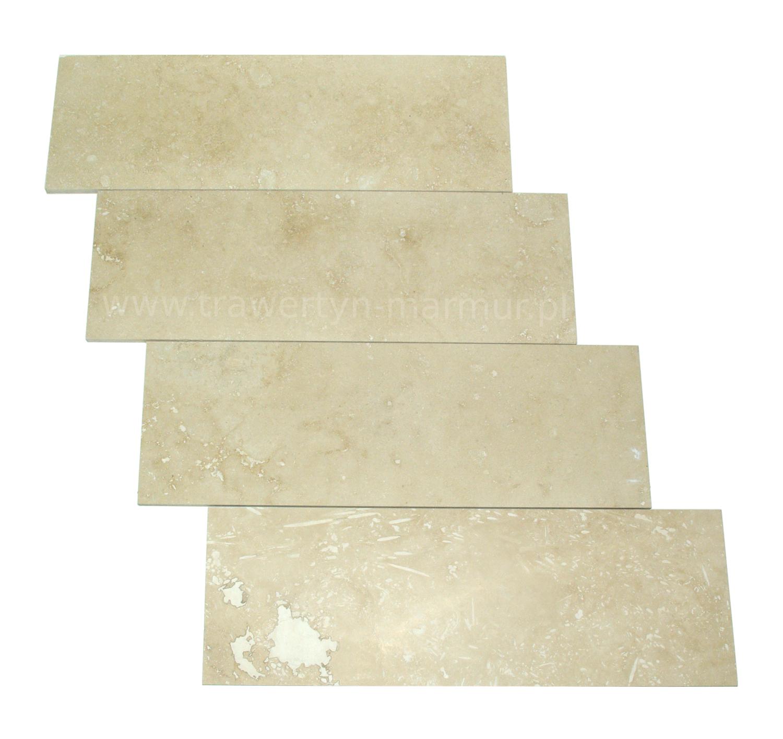 Trawertyn płytki Ivory Onyx H/F 20,3cm x 61cm x 1,2cm