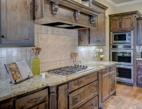 Blaty granitowe, kuchenne i łazienkowe – wytrzymałe i eleganckie