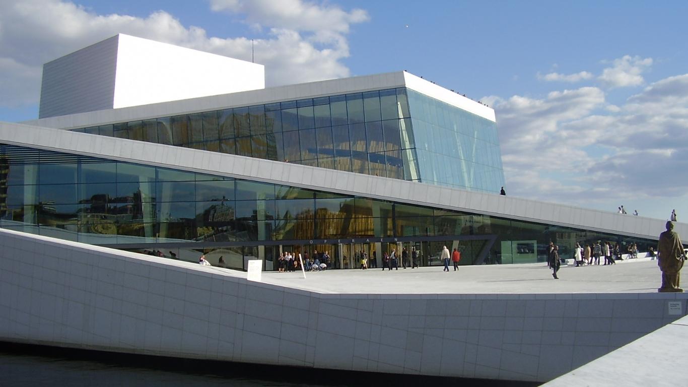 Marmur we wspolczesnej architekturze i budownictwie