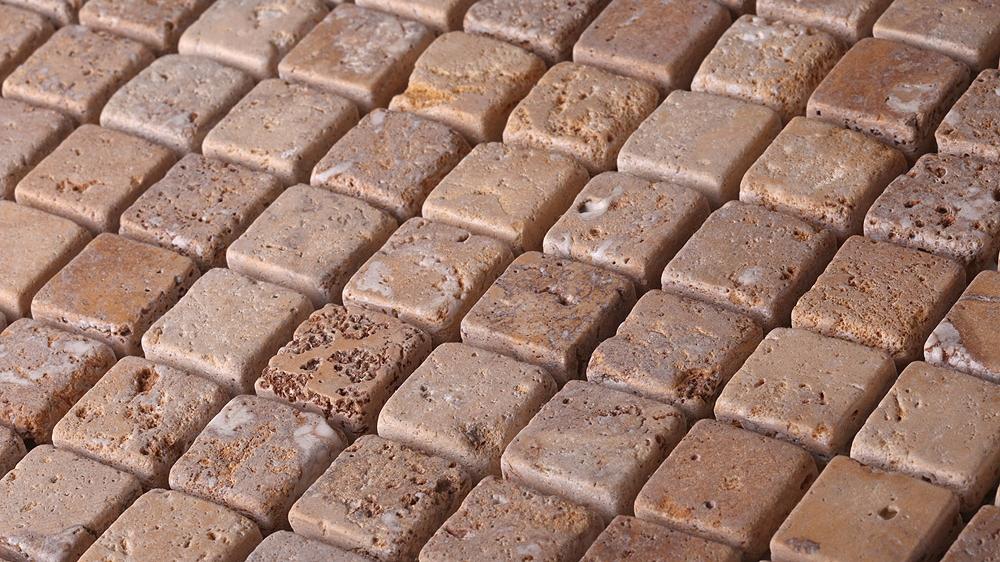 Mozaiki kamienne - efektowna dekoracja do Twojej łazienki