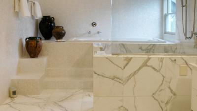 Płytki marmurowe - w jakich pomieszczeniach się sprawdzą?