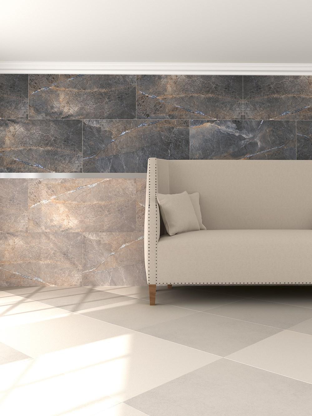 Płytki gresowe Alanya Grey 60x60