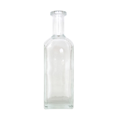 Wazon szklany BUTELKA 25 cm