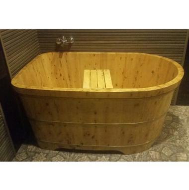 Wanna drewniana 150x100