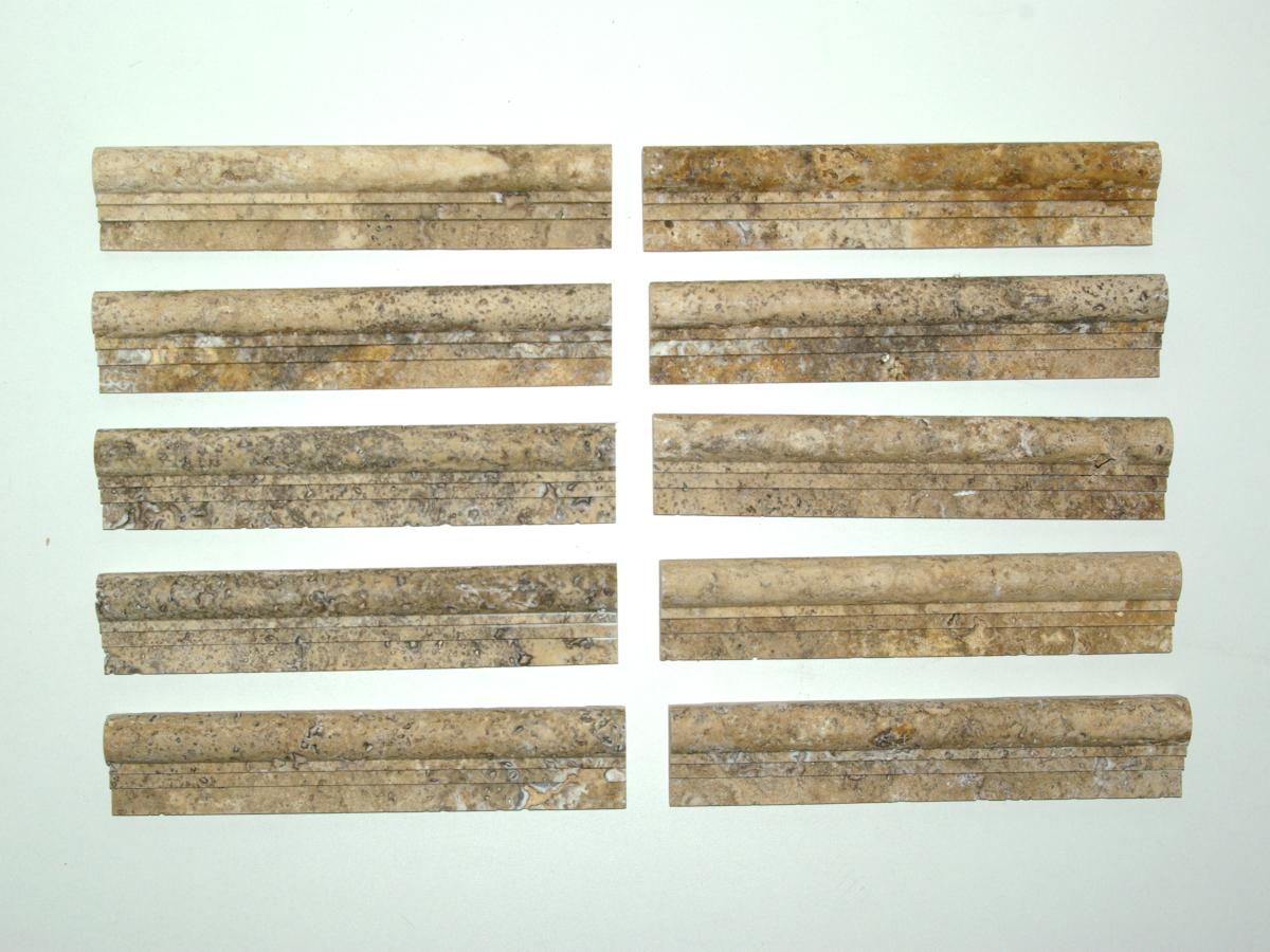 Dekor trawertyn Leonardo II Step 6cm x 30,5cm